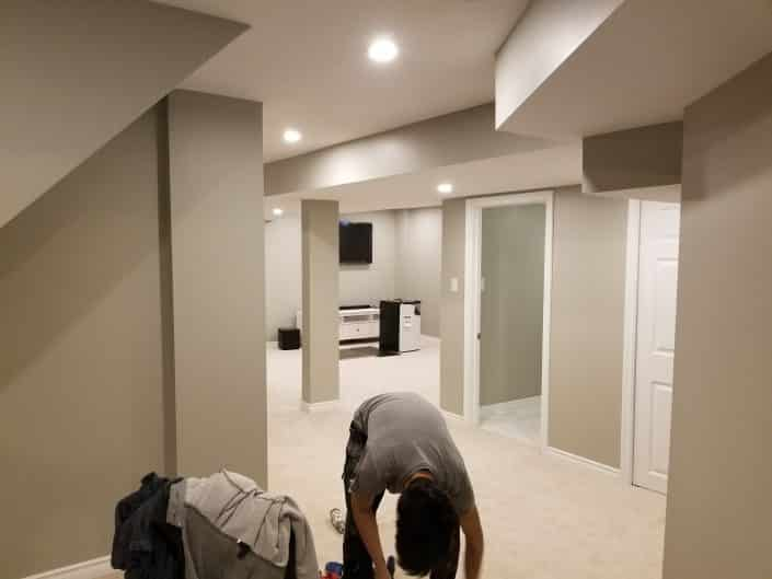 Basement Reno Gallery