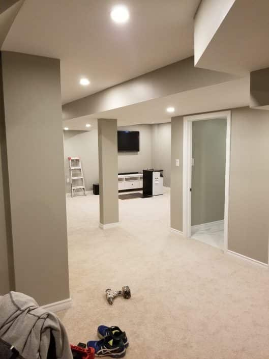 Renovation Project Images